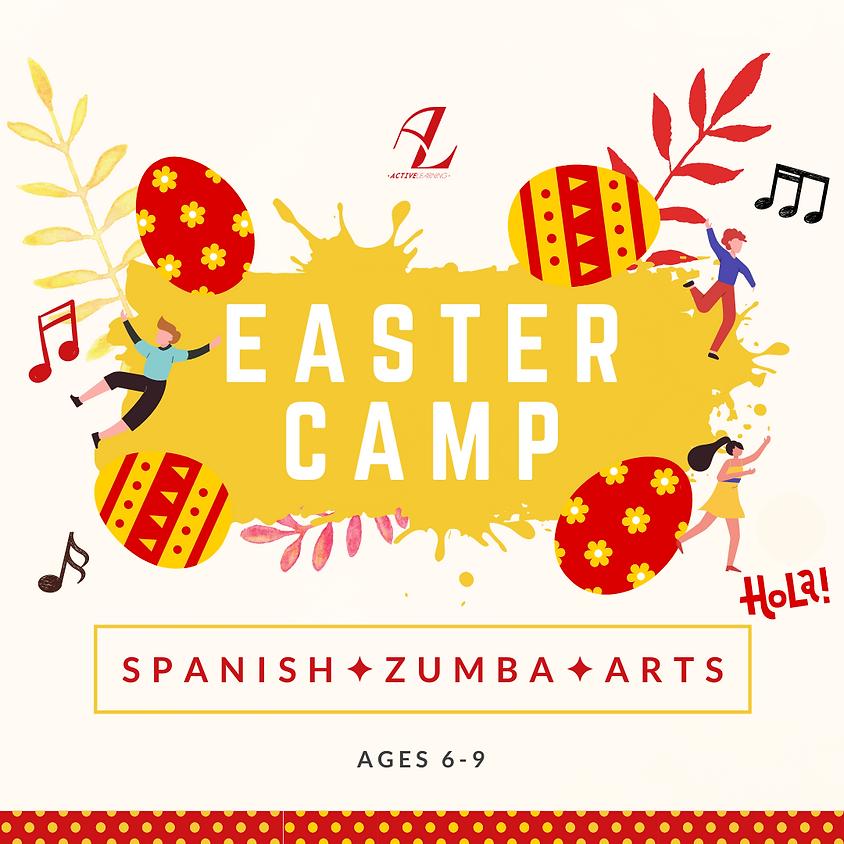 Easter Zumba   Spanish   Arts