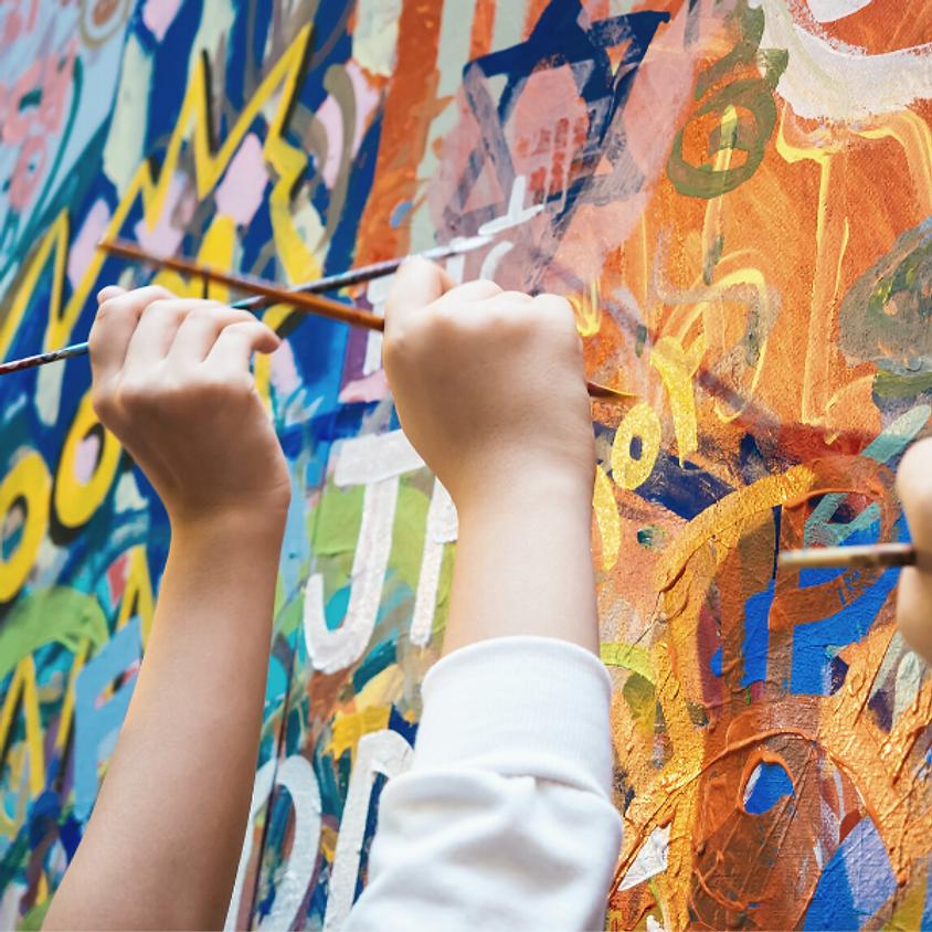 Kids Painting Workshop TKO