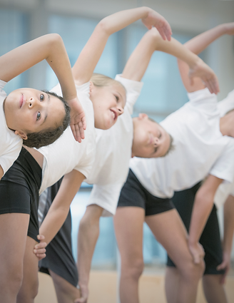 tko fitness class kids teens active lear