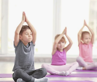 Kids yoga class tseung kwan o active wel