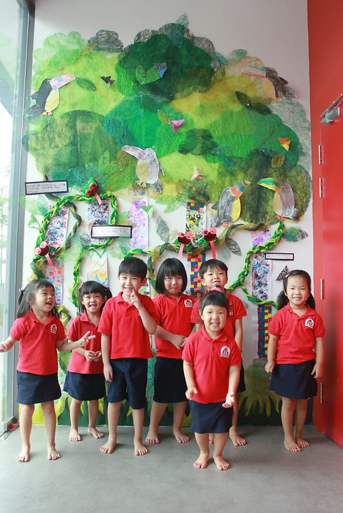 maple bear global kindergarten campus ho
