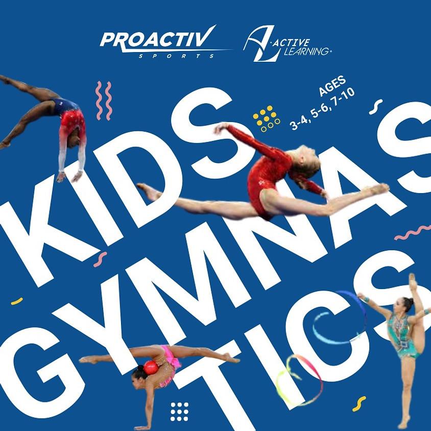 Kids Gymnastics with Proactiv