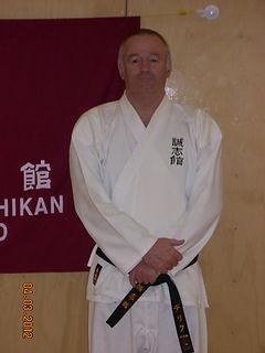 Shihan Derek Martin