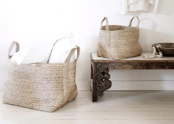 SNEAK PEEK: New Range of Laundry Baskets & Wall Hangings