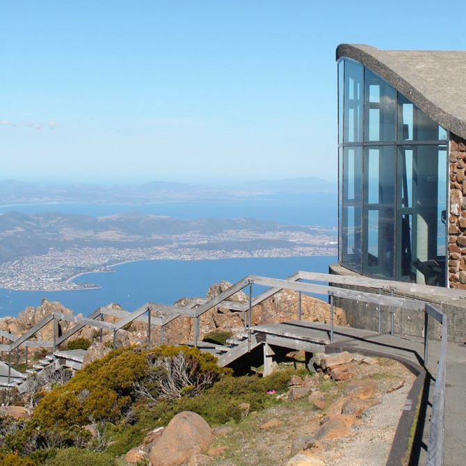 MISS GLASS HOME TRAVEL GUIDE: HOBART