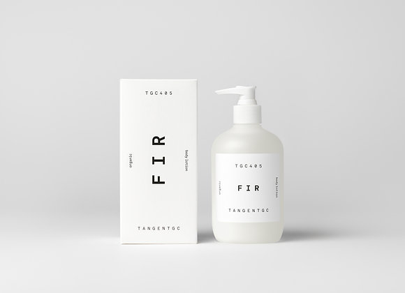 Fir body lotion
