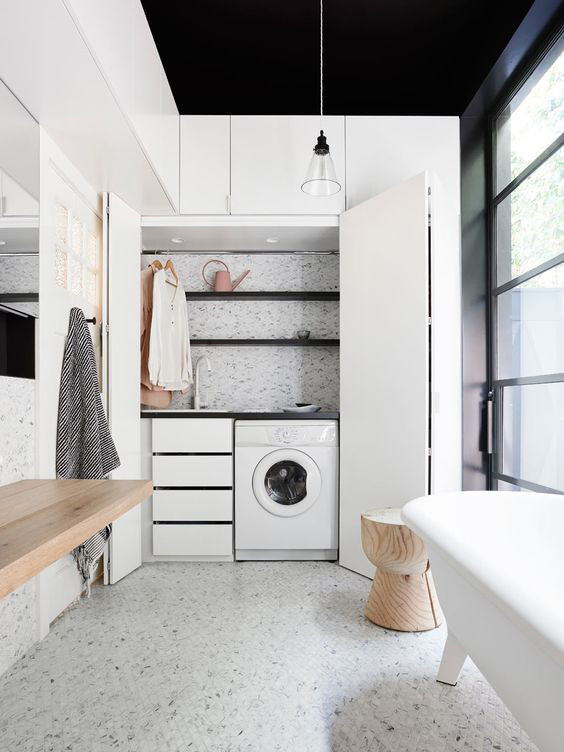 Designing the perfect laundry