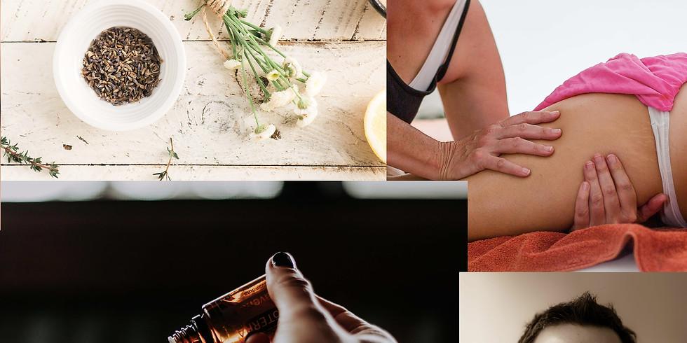 Weekend - AER bodywork workshop with Ken Warren and Bianca Moeschinger