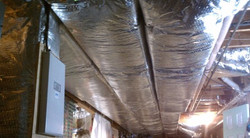 Sealed and insulated duct