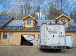 Card Heating & Cooling, new construction project