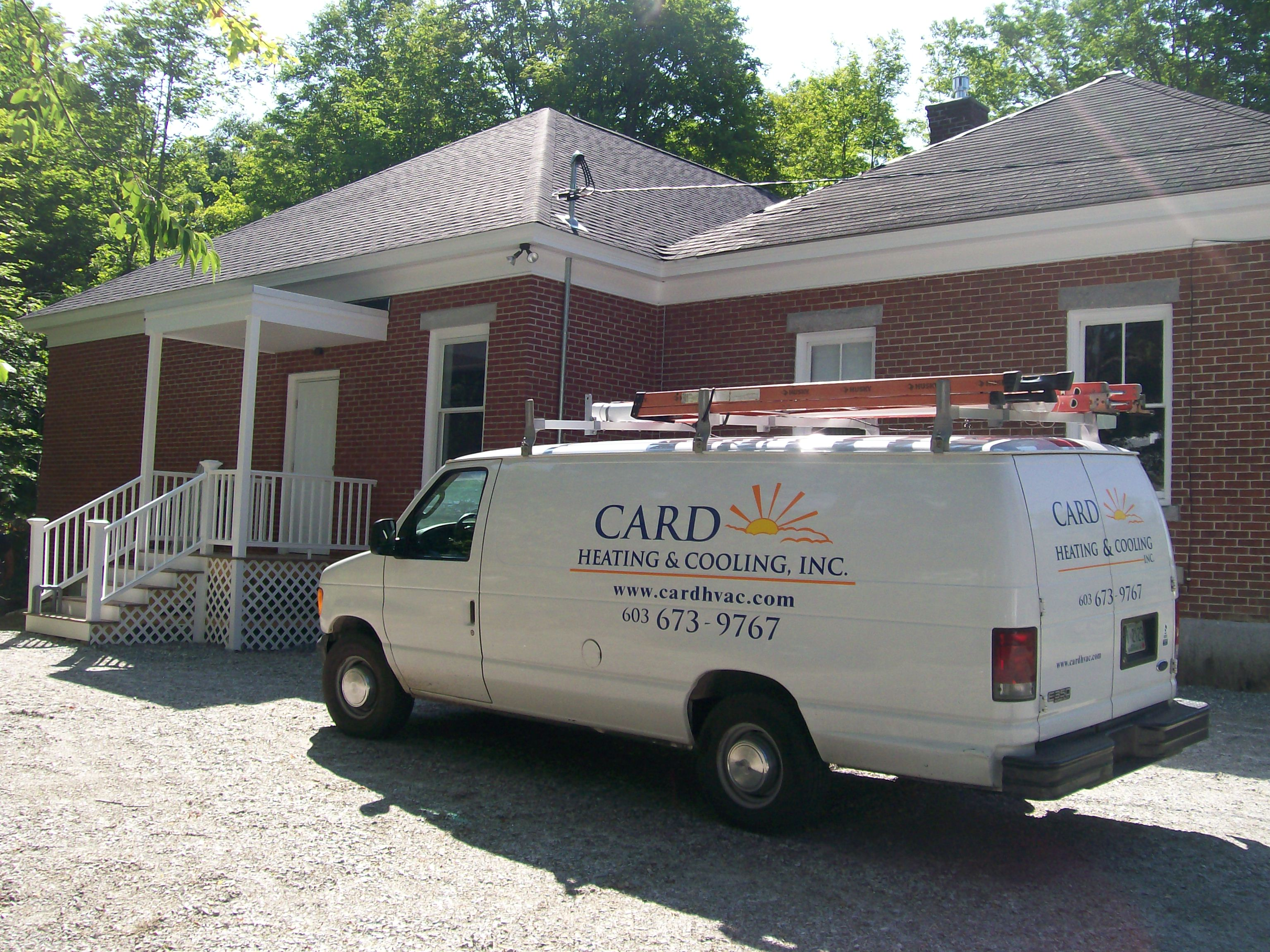 Card Heating & Cooling, Inc (2)