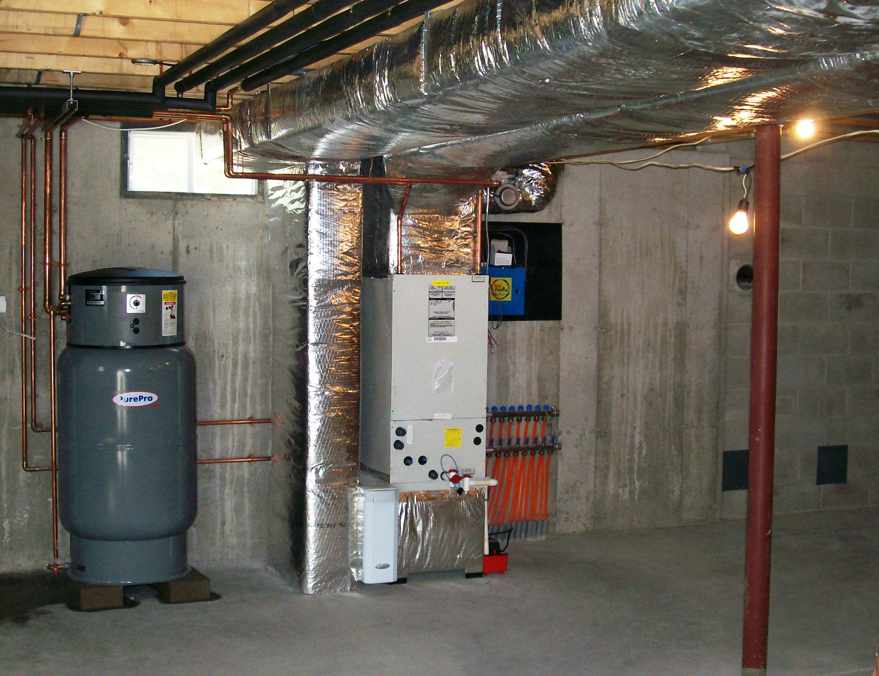 HVAC installation Greenfield NH