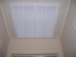 ceiling return grill