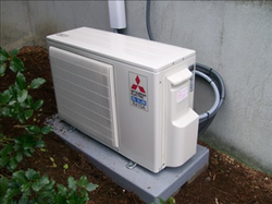 Mitsubishi ductless outdoor unit