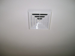 ceiling supply register