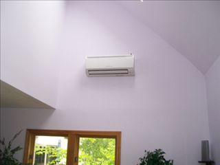 Mitsubishi indoor unit