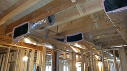 new construction duct