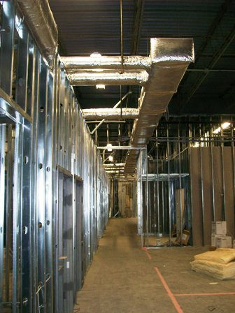 commercial duct install NH