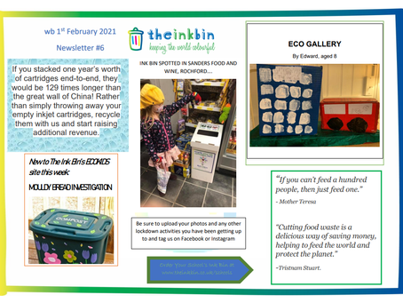 THIS WEEK'S KIDS ONLY NEWSLETTER IS NOW AVAILABLE
