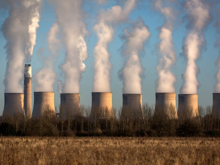 """Make coal history"" says Boris Johnson after IPCC report"