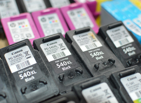 Collecting Home-Use Ink Cartridges in Brightlingsea