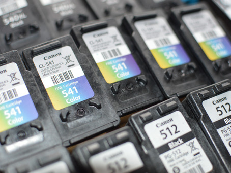 Saving Ink Cartridges in Tendring From Landfill