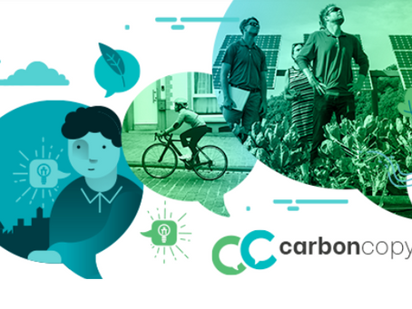 THE INK BIN IS NAMED CARBON COPY'S INITIATIVE OF THE WEEK FOR LEAPING TOWARDS A CIRCULAR ECONOMY