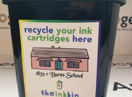 Bures Primary School Collect Their Empties