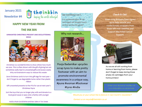 Have you checked out this January's newsletter?
