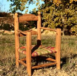 Petit fauteuil de montagne