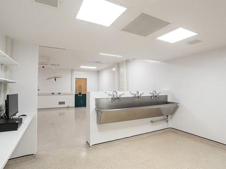 Refurbishment of Crawley Hospital Theatre Suite
