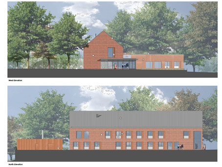 Unlocking the transformation of Hythe and Dibden War Memorial Hospital, West Hampshire