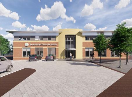 Farnborough Centre for Health Opens