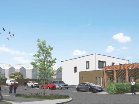 Green light for UK's greenest health building