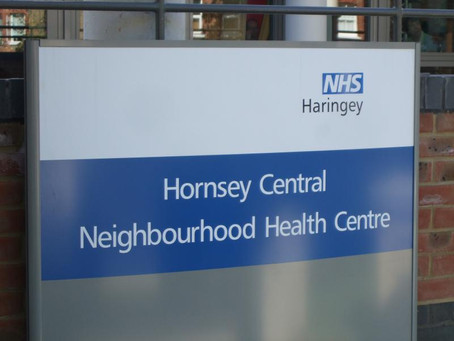 Covid-19 vaccination centre rapidly created at Hornsey Central Health Centre