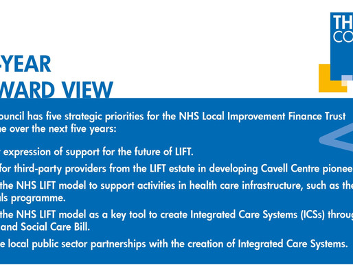 Golden opportunity for Government to harness strengths of NHS LIFT programme