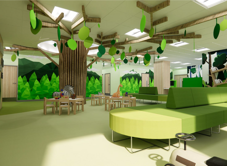 Plans for a new Child Development Centre at Crawley Hospital are a step closer to reality
