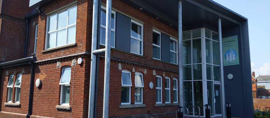 New Emsworth Medical Practice opens its doors to its first patients