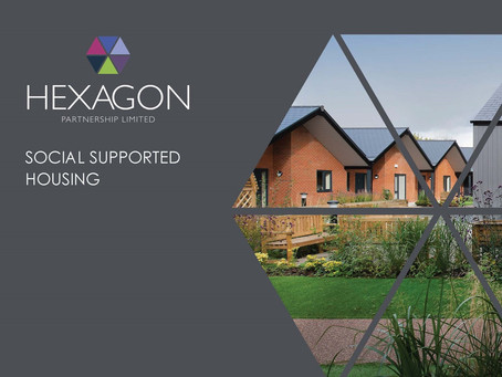 Hexagon Partnership announce programme to deliver quality supported housing across the UK
