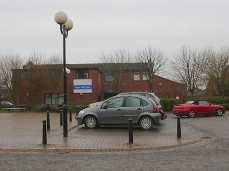Improvement works underway at Tarleton Health Centre