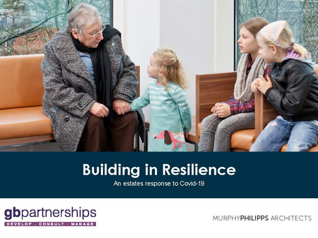 Building in Resilience, an estates response to Covid-19