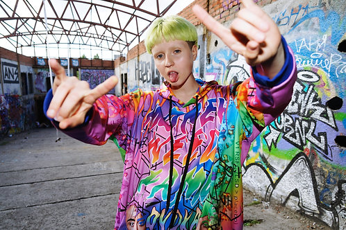 LSD hoodie