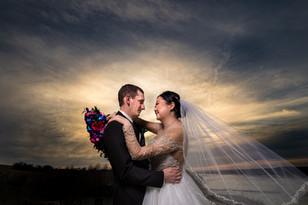 Real Mia Grace Bride: Wedding of Lauren and Trevor