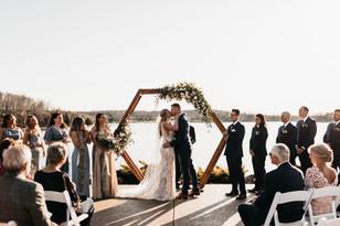 Real Mia Grace Bride: Wedding of Jodi and Lee