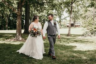 Real Mia Grace Bride: Wedding of Kalika and Jared