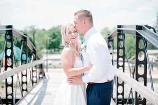 Real Mia Grace Bride: Wedding of Mandi and Jeff
