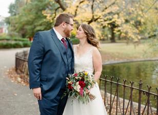 Real Mia Grace Bride: Wedding of Amanda and Jack