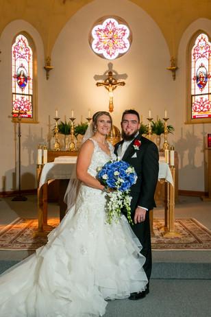 Real Mia Grace Bride: Wedding of Mandy and Dan