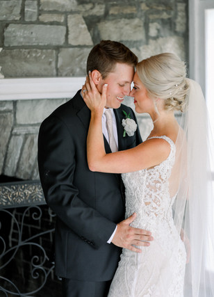 Real Mia Grace Bride: Wedding of Danielle and Robert