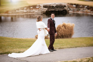 Real Mia Grace Bride: Wedding of Miranda and Breno